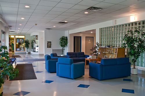 St. John's Cultural Centre - Lobby